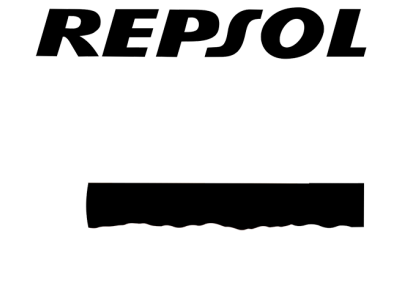 Repsol Logo - Repsol logo #1 (3 colors) | Eshop Stickers