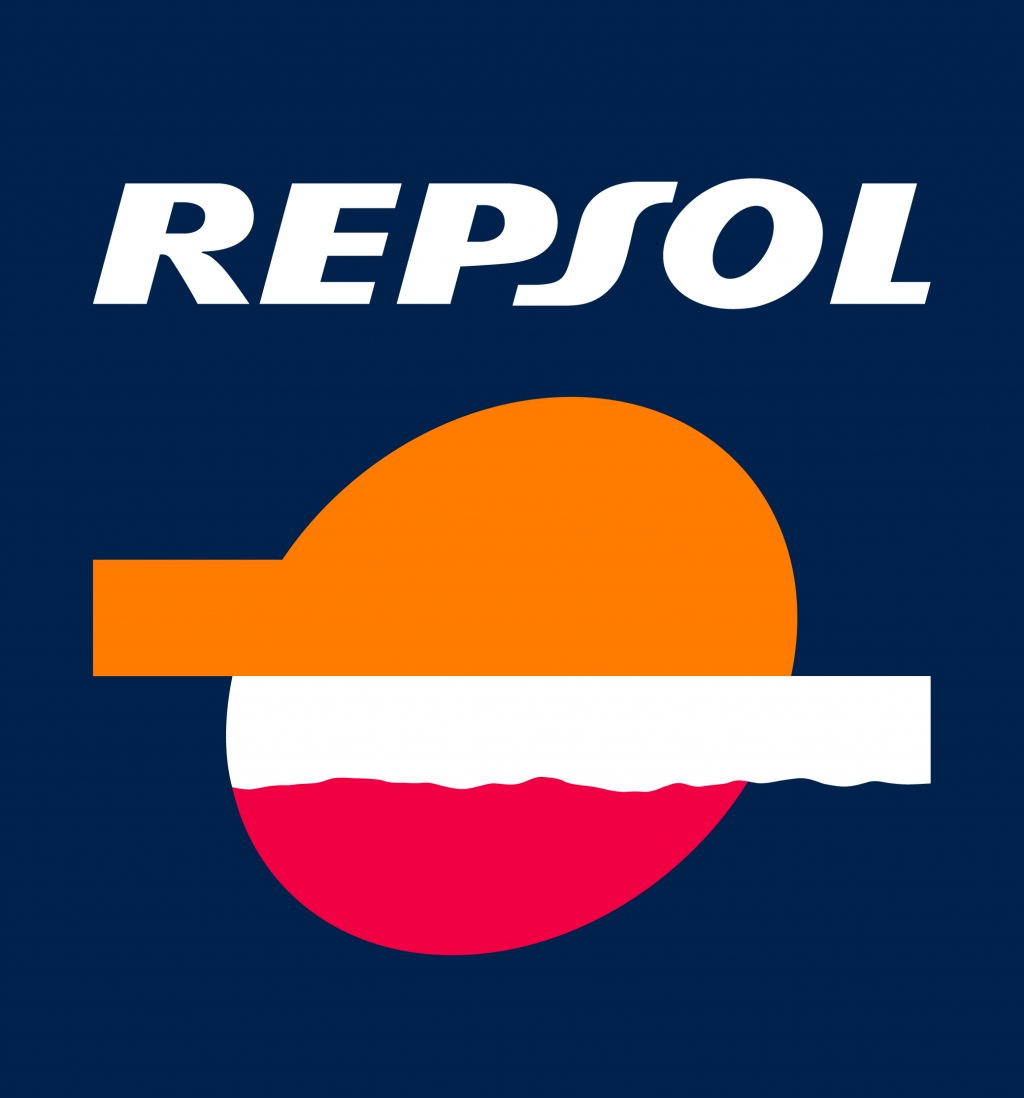 Repsol Logo - Repsol Logo / Oil and Energy / Logonoid.com