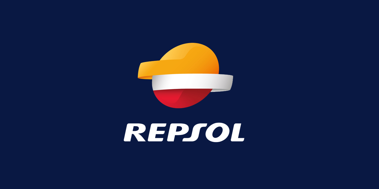 Repsol Logo - How oil and gas became sustainable energy - Work - Interbrand
