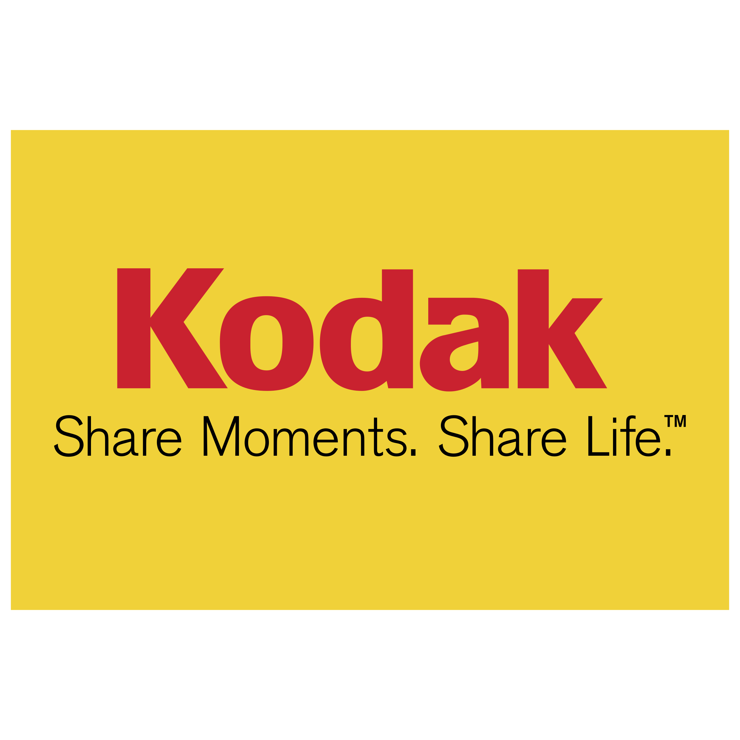 Kodak Logo - Kodak Logo PNG Transparent & SVG Vector - Freebie Supply