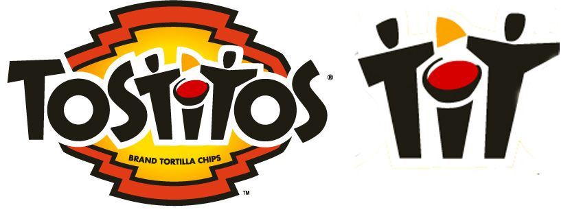 Tostitos Logo - 13 Famous Logos With Hidden Messages Fancy Tostitos Logo Pleasing #27011
