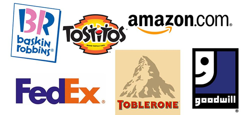 Tostitos Logo - These 20 Companies Have Been Keeping A Secret From Us. And It's Been ...