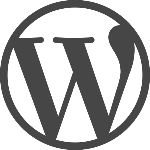 WordPress Logo - Graphics & Logos | WordPress.org