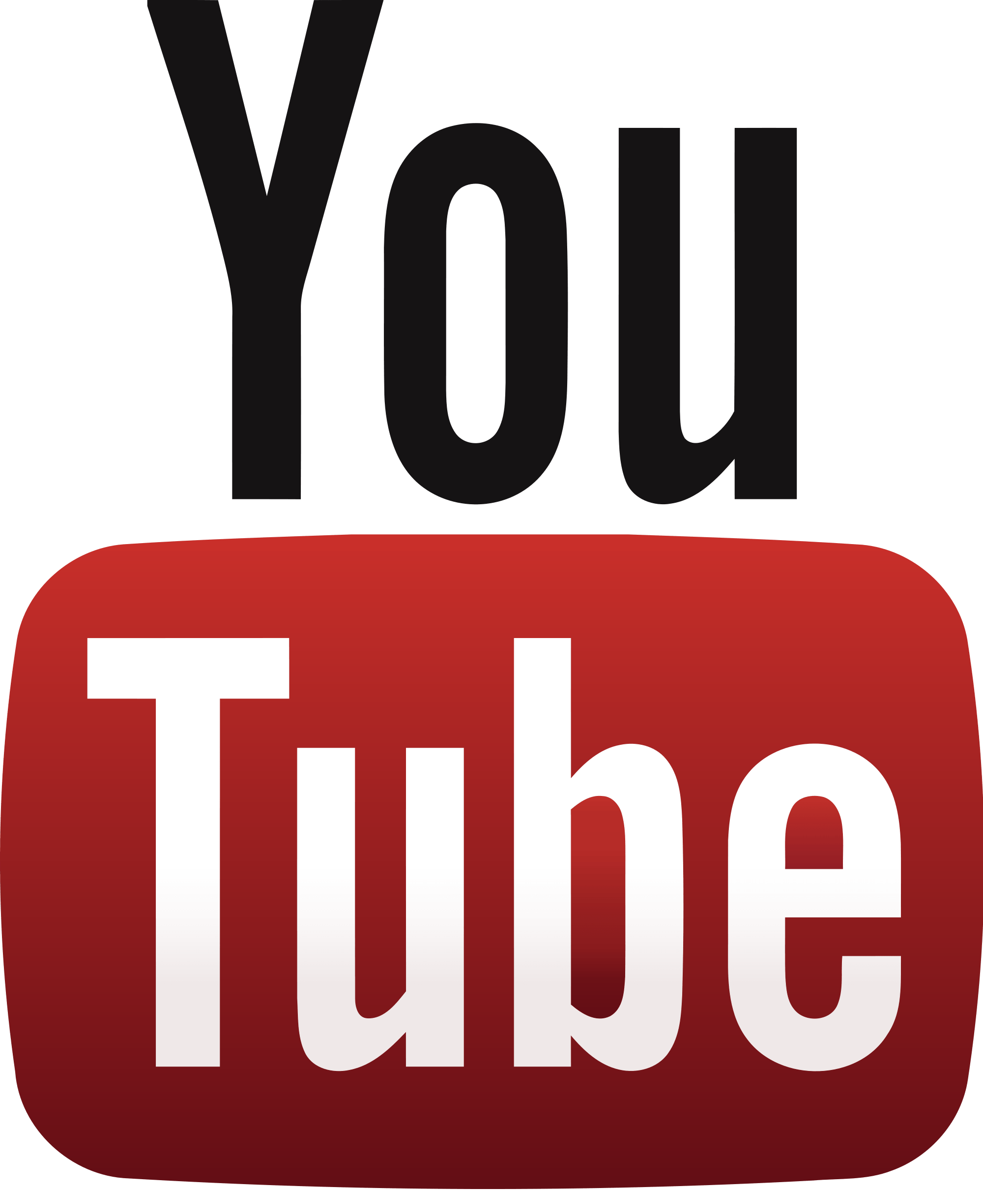 YouTube Logo - Youtube Logo Transparent PNG Pictures - Free Icons and PNG Backgrounds