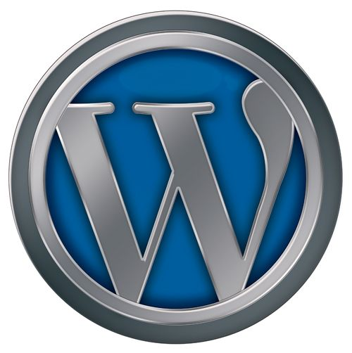 WordPress Logo - WordPress Logo】| Wordpress Logo Icon Vector Free Download