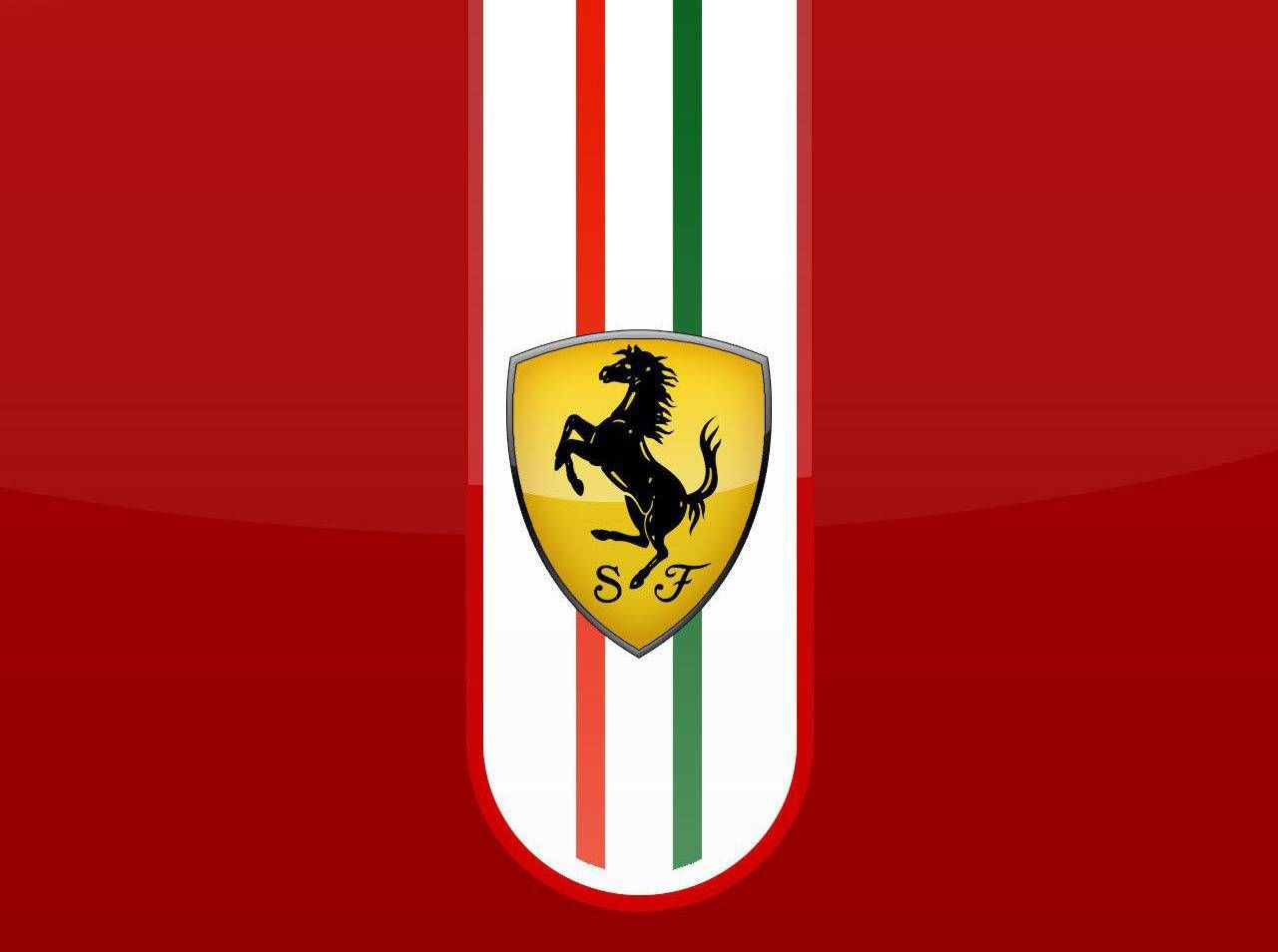 Ferrari Logo - Ferrari - Logo Wallpaper by _lovey_ - 8e - Free on ZEDGE™