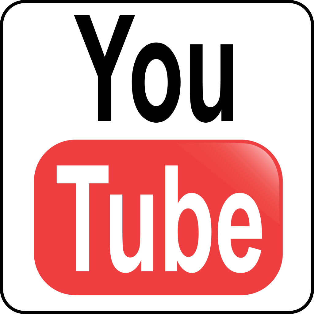 YouTube Logo - youtube-logo-square - Indy PopCon