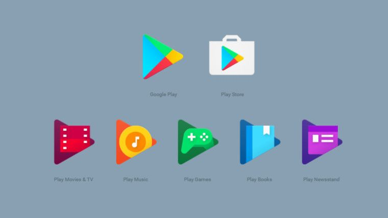 Google Play Logo - Google Play logos get a new look - Neowin