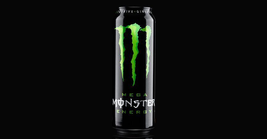 666 Logo - FACT CHECK: Monster Energy Drink and 666?