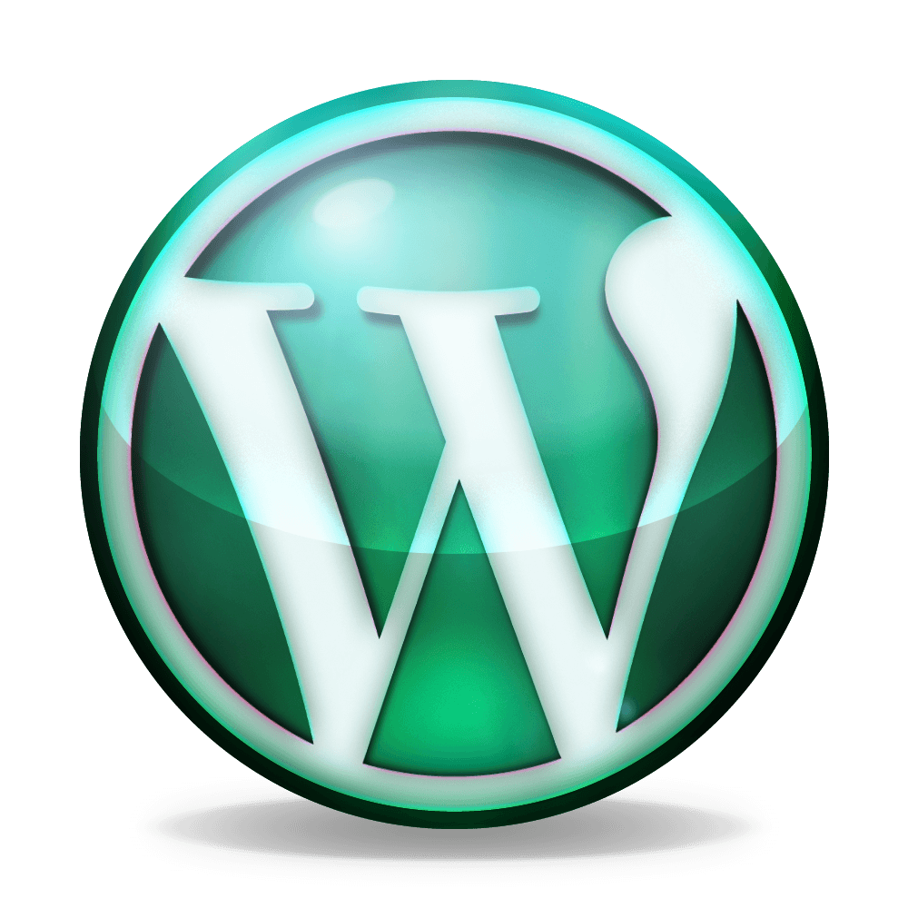 WordPress Logo - Green orb WordPress logo | halfblog.net