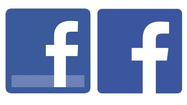 Facebook Logo - The Facebook logo takes on a simpler, cleaner look | Digital Trends