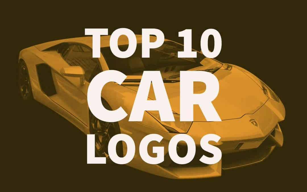 Exotic Car Logo - Top 10 Car Logos - Car Company Branding Design Inspiration