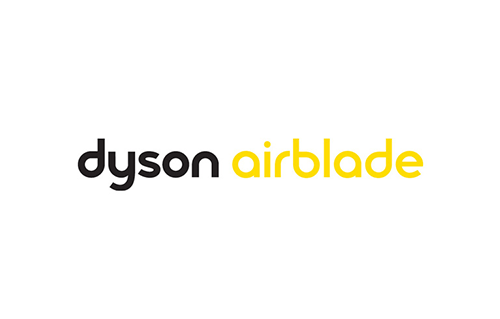 Dyson Logo - Bathroom and Toilet Accessories by Dyson Airblade – EBOSS