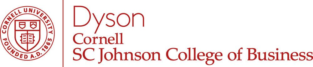 Dyson Logo - SC Johnson Brand Elements — Cornell SC Johnson College of Business ...