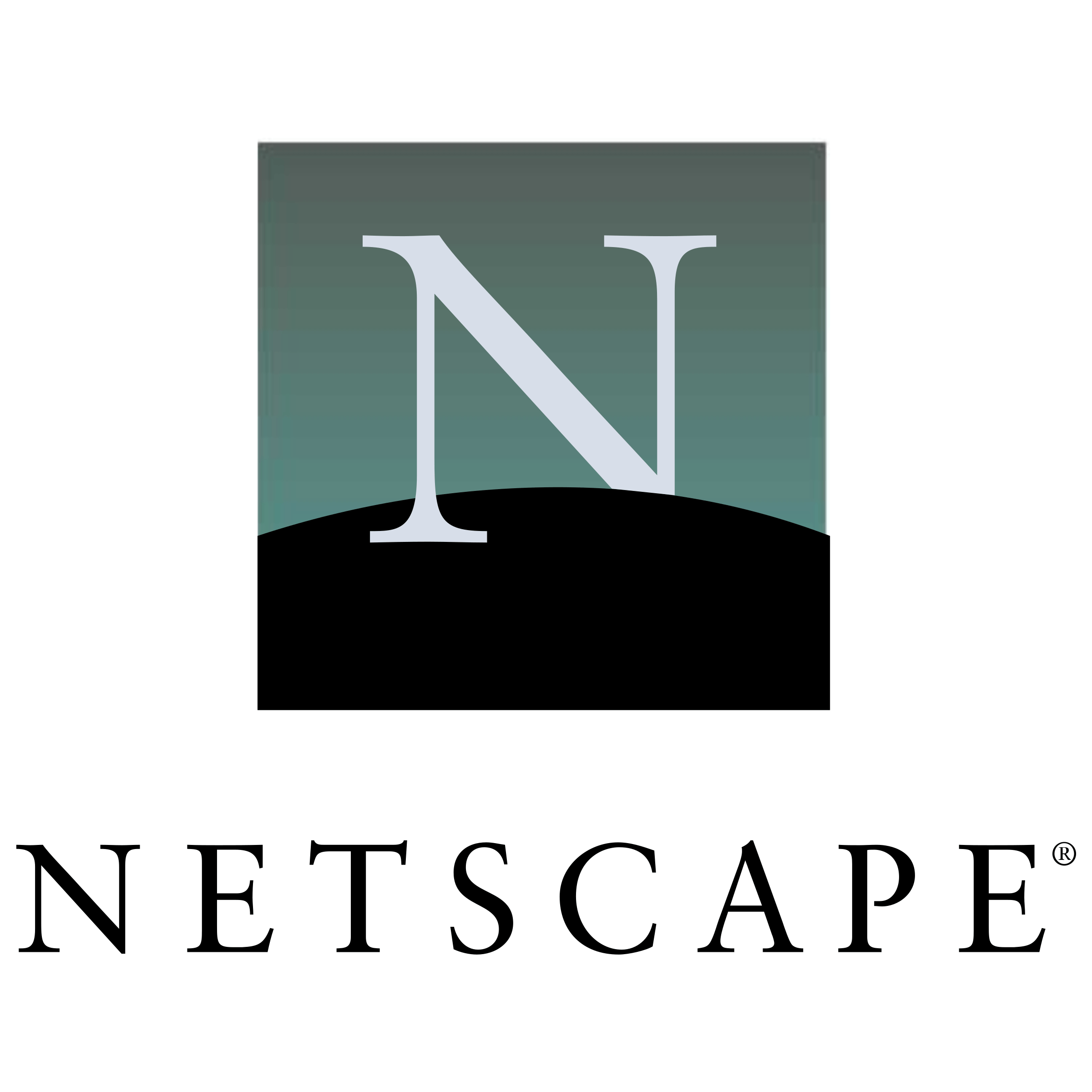 Netscape Logo - Netscape Logo PNG Transparent & SVG Vector - Freebie Supply