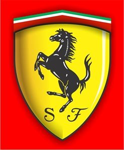 Ferrari Logo - Ferrari Logo Vectors Free Download