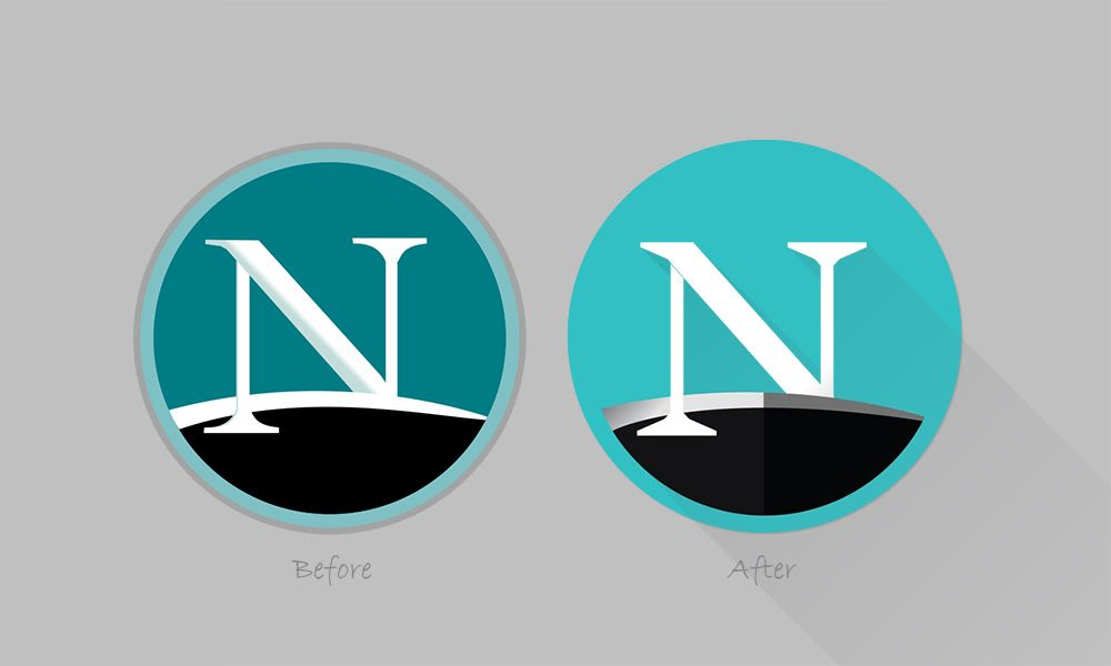 Netscape Logo - Remembering Netscape | What's new in design digital culture