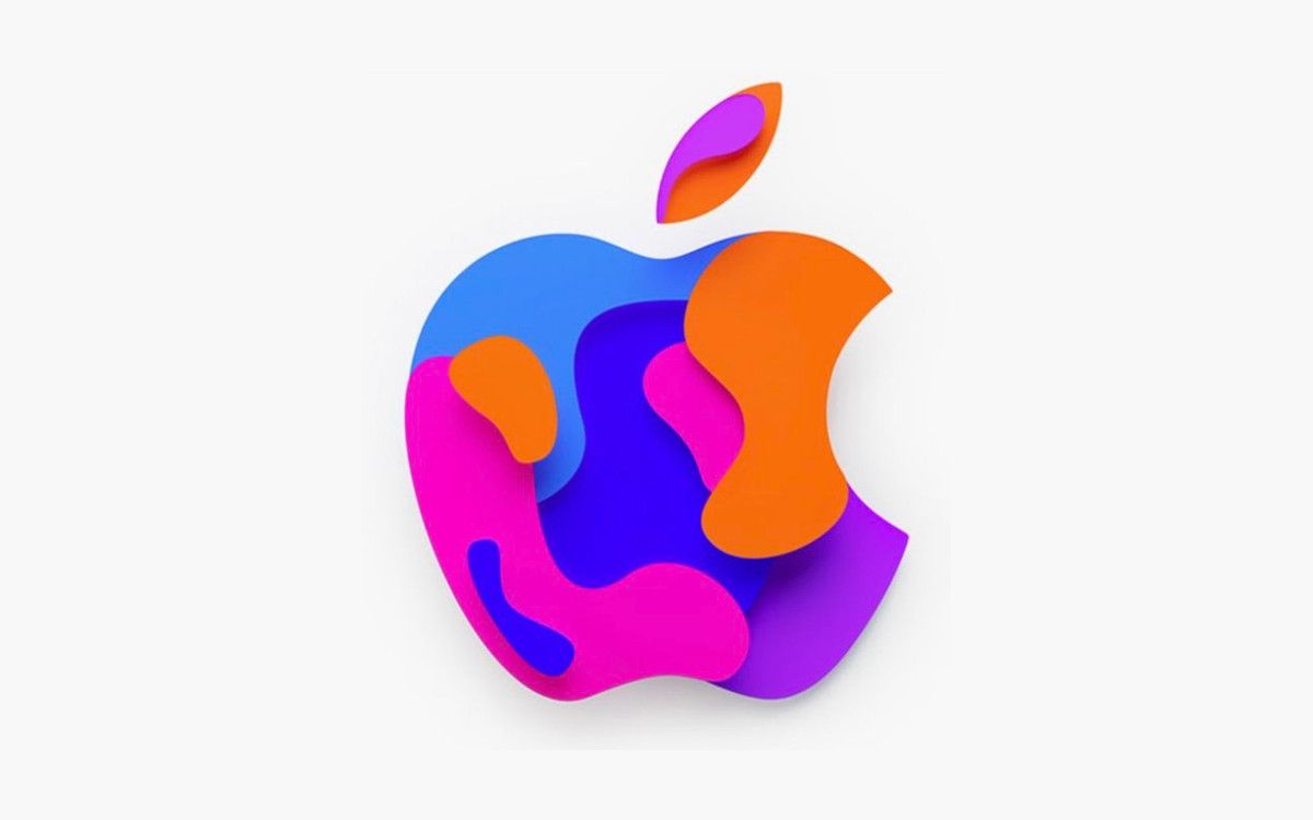 Apple Logo - Check out these custom logos Apple made for its October 30th event ...
