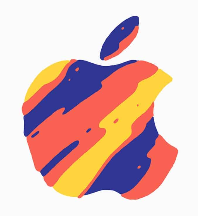 Apple Logo - Apple logo goes into redesign overload ahead of October event | Cult ...