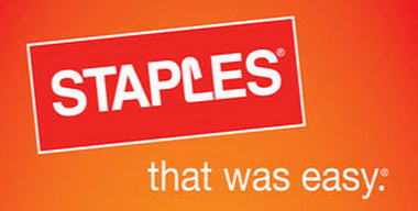 That Was Easy Staples Logo - Staples: Free Copy Paper, Photo Paper, Batteries + More (Exp 3/23)