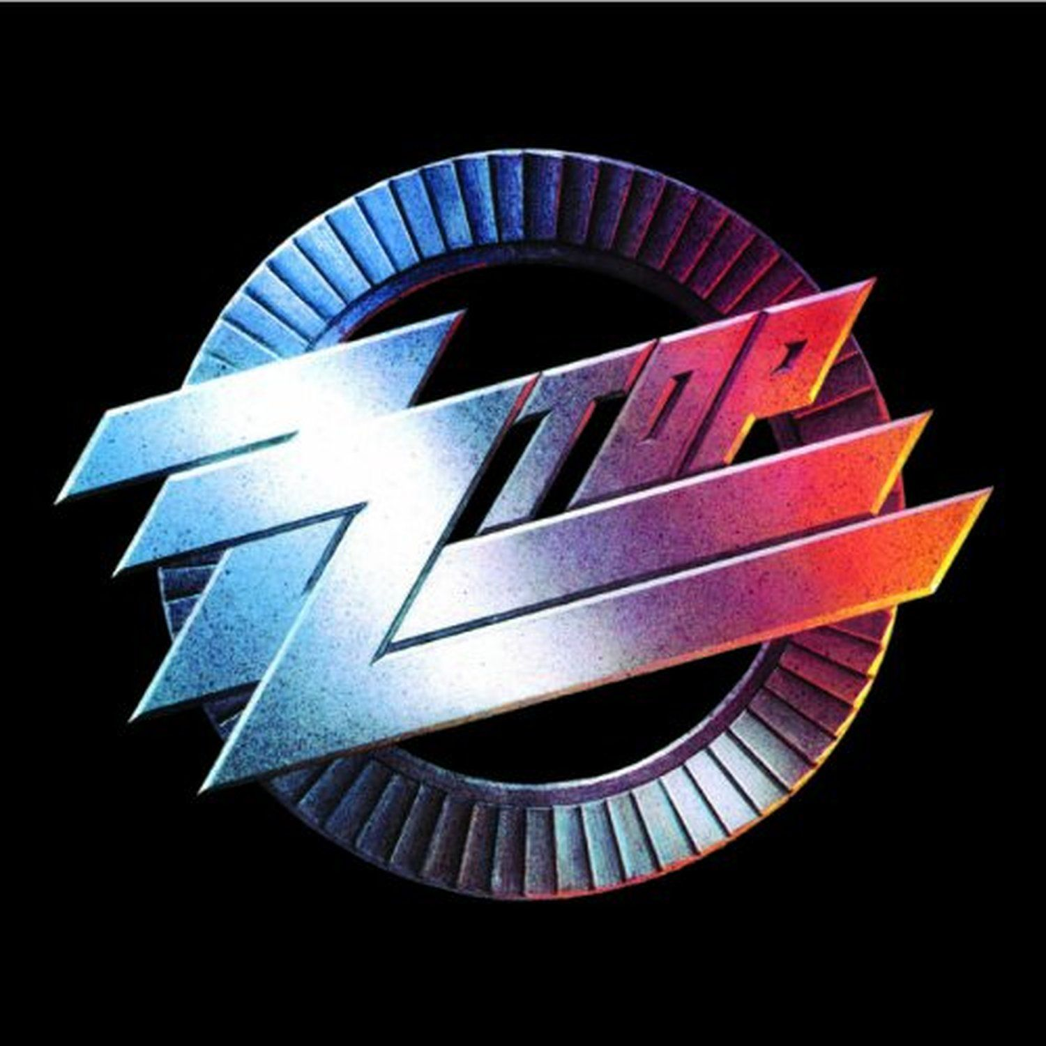 ZZ Top Logo - ZZ Top Double Z Band Logo Greeting Birthday Blank Card Any Occasion ...