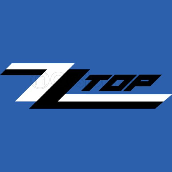 ZZ Top Logo - ZZ Top Logo Men's Tank Top | Customon.com