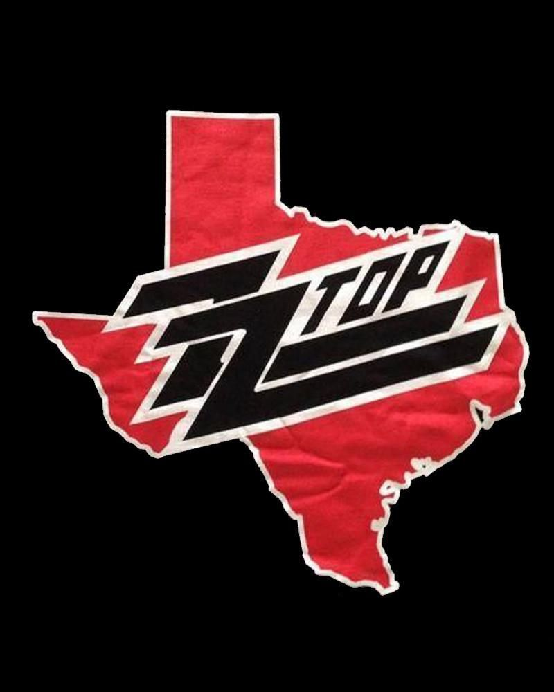 ZZ Top Logo - ZZ Top - Texas Event T-Shirt (Men) – Joe Bonamassa Official Store