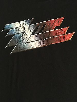 ZZ Top Logo - ZZ TOP LOGO Beer Drinkers and Hell Raisers T-Shirt Large L - $5.00 ...