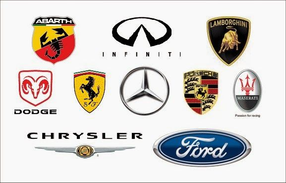 Exotic Car Logo - Luxury car logos - ujecdent.com