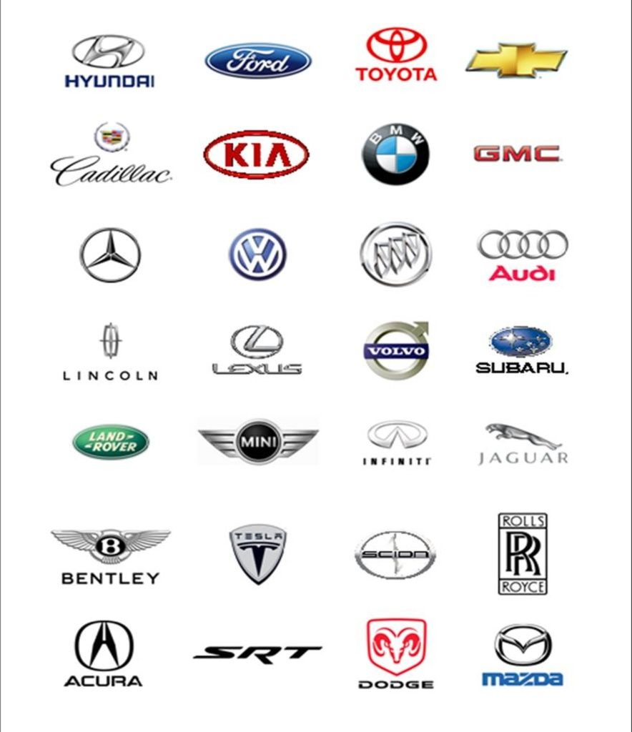 Exotic Car Brand Logo - luxury car brand logos with names The Ultimate Revelation