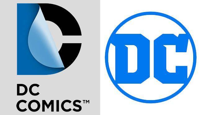 New DC Logo - LogoDix