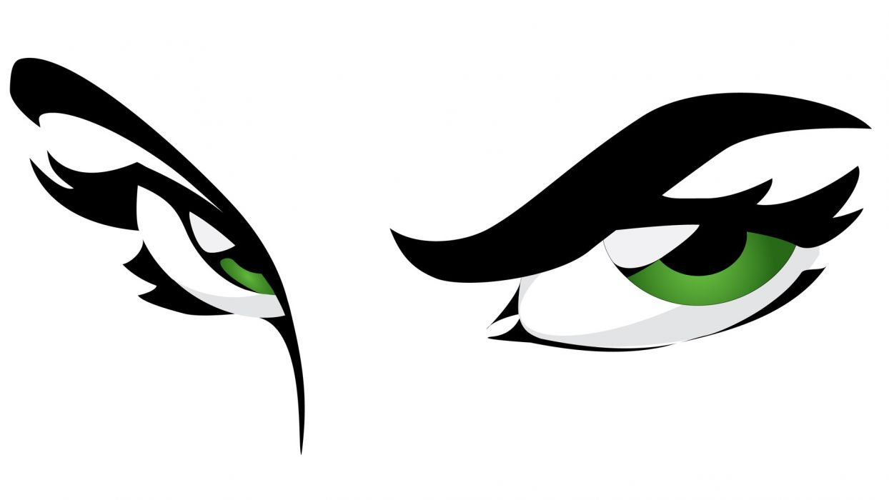White and Green Eye Logo - Eyes green eyes graphics white background vector wallpaper ...