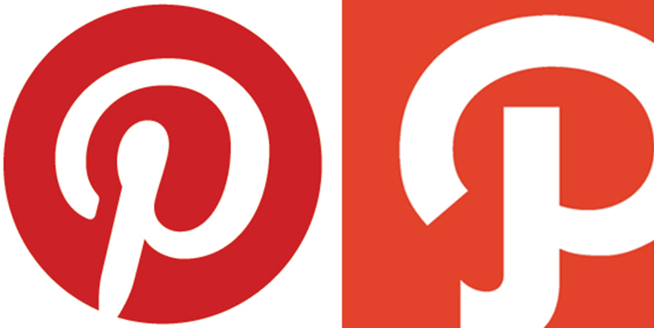 Pinterest Logo - Pinterest and Path are in a logo war over the 'P' design | Digital ...