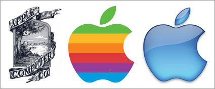Evolution of Apple Logo - The story behind the Apple logo's evolution – Adweek