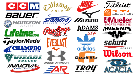 Famous Sportswear Logo - New & Used Sports Equipment and Gear | Play It Again Sports Eugene, OR