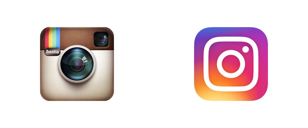Instagram Logo - Brand New: New Icon for Instagram done In-house