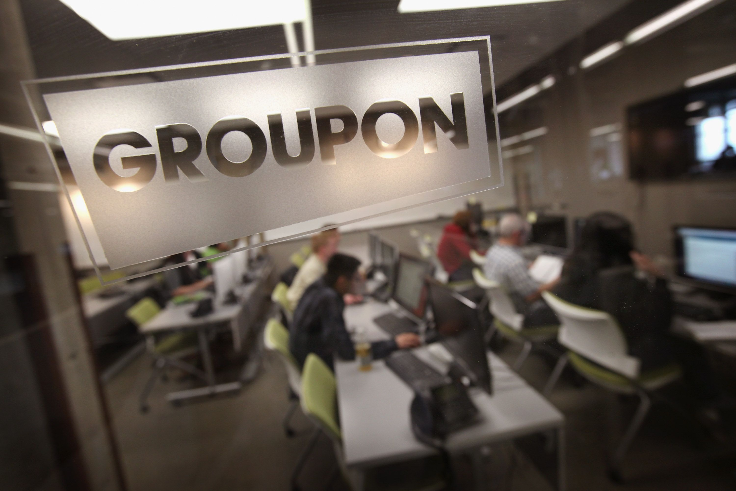 Groupon Logo - Groupon's Share Price Is Tanking Today: Here's Why | Fortune