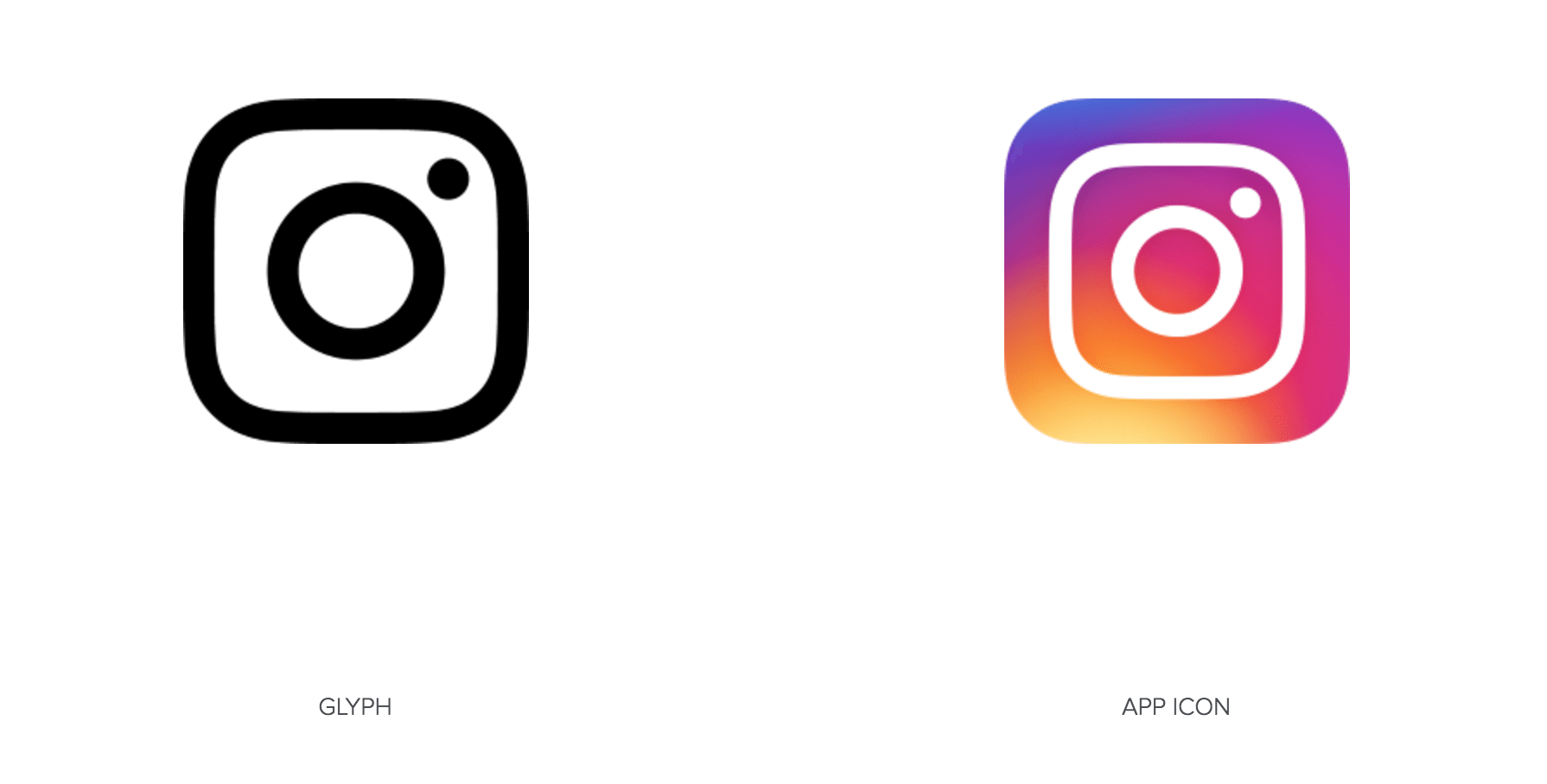 Instagram Logo - Every Social Media Logo You May Want [Free Resource]