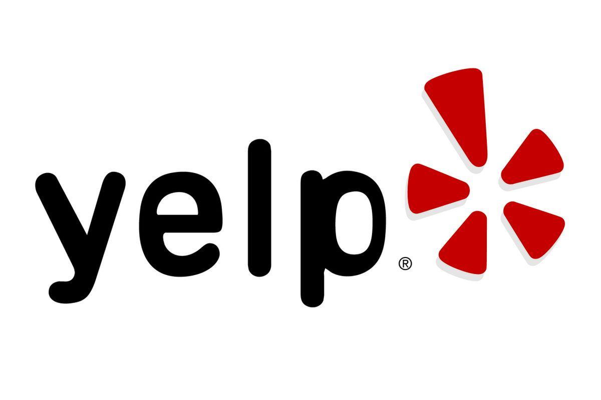 Yelp Logo - The design history behind Yelp's logo - The Verge