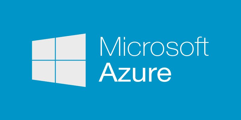 Microsoft Azure Logo - Microsoft bolsters Azure cloud's computer vision and search ...