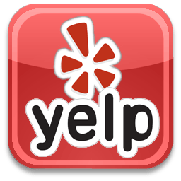 Yelp Logo - Yelp logo | Pink Shoe Cleaning Crew leave a review on Yelp