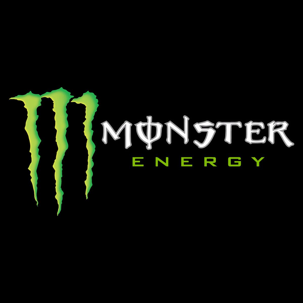 Black And Monster Energy Logo Logodix
