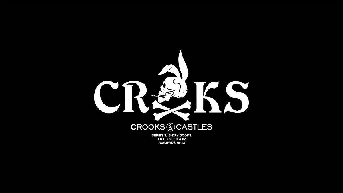 Crooks and Castles Logo - LogoDix