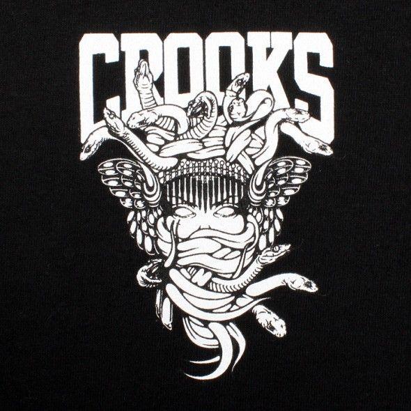 A L Crooks and Castles Logo - LogoDix