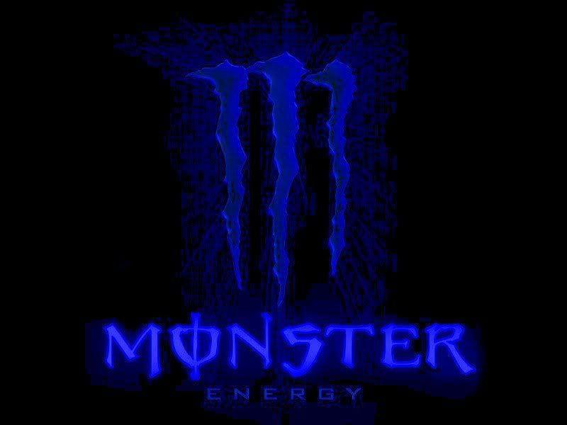 Colorful Monster Logo Logodix