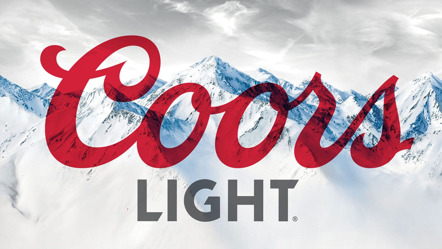 Coors Logo - Light Beer | Canadian Light Beer | Coors Light - Brave The Cold
