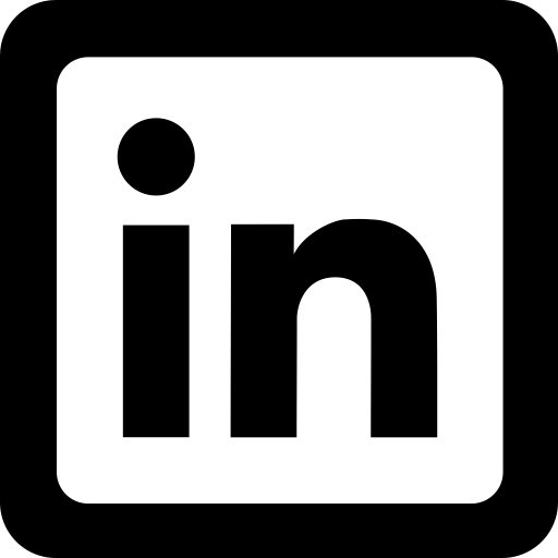 LinkedIn Logo - Linked, linked in, linkedin, logo, social, square icon