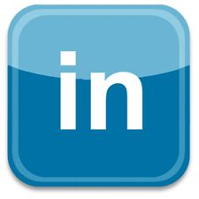LinkedIn Logo - How Artists Should Use Linkedin | LightSpaceTime.Art