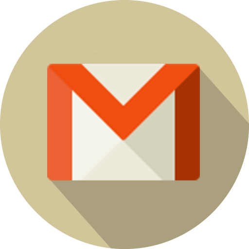 Gmail Logo - Circle, email, gmail, logo, mail, material icon