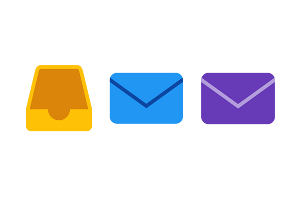 Gmail Logo - Gmail Icon - free download, PNG and vector